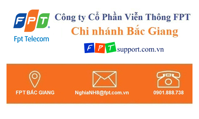 lắp internet fpt bắc giang