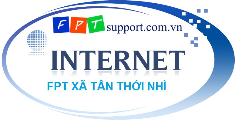 lắp internet fpt xã tân thới nhì