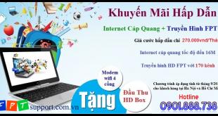 đăng ký internet fpt phường nguyễn cư trinh