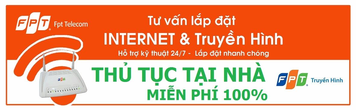 đăng ký internet fpt phường tân chánh hiệp