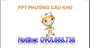 đăng ký internet fpt phường cầu kho