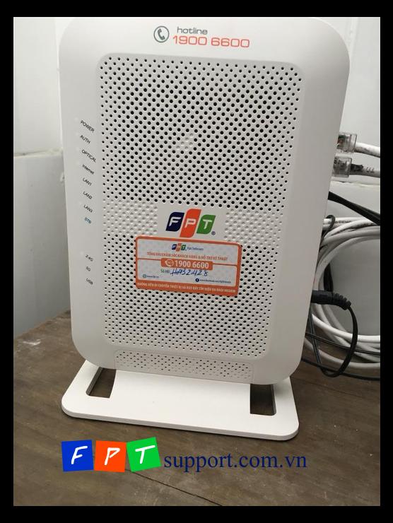 30 ngày trải nghiệm modem mới của Fpt