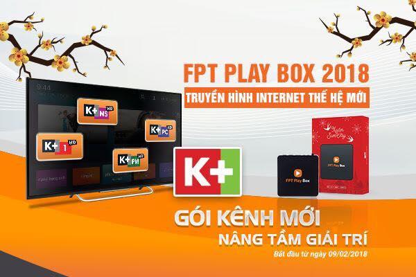 FPT Play Box Khuyến mãi cực khủng trong tháng 2