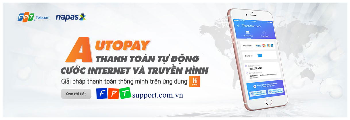 dịch vụ autopay fpt