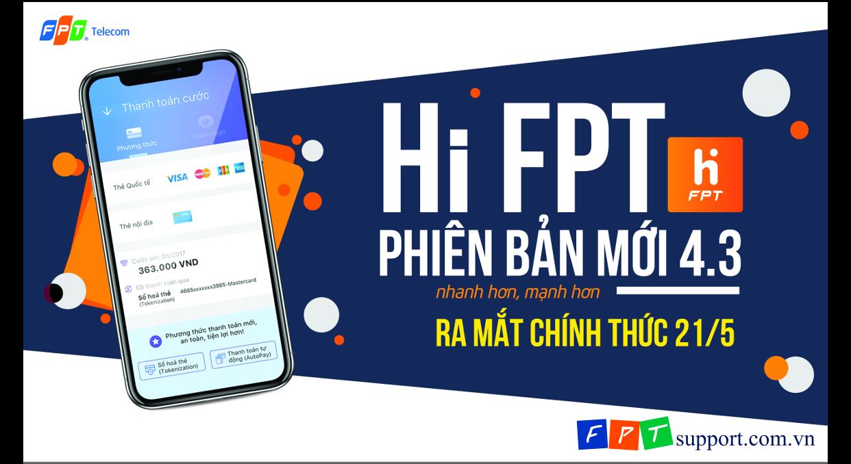 Hi FPT phiên bản 4.3