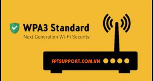 bảo mật wifi wpa3