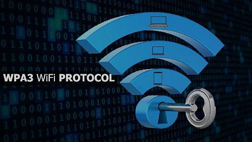 wifi có tiêu chuẩn bảo mật wpa3