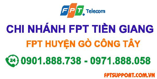 wifi fpt tại huyện gò công tây